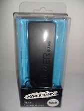 CARICA ESTERNO BATTERIA BANK SLIM POWER 5600 CELLULARE E ALTRO