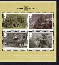 2016 GREAT WAR Set of 4v Commems SG 3844 - 3847 from PSB DY18 - Mint