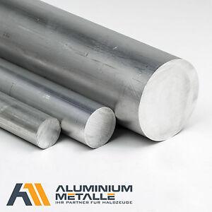 Aluminium hochfest Ø 10 bis 100mm AW-7075 Vollstab Rundstange Alu rund Stab