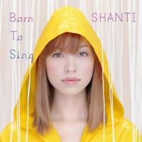 SHANTI SNYDER-BORN TO SING-JAPAN CD BONUS TRACK
