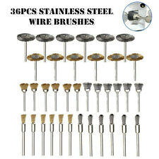 Free brushes WIRE CUP BRUSH KIT ALL IN ONE
