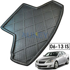 Rear Trunk Tray Cargo Liner Mat Boot Floor For Lexus IS 250 350 IS300 2006-2013