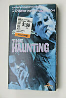 The Haunting VHS Tape Robert Wise MGM/UA Home Video Black & White 1963