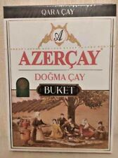 Azercay Tea - finest Azerbaijanian traditional largest leaf black tea, 250gr box