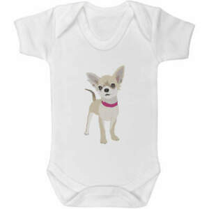 'Chihuahua' Baby Grows / Bodysuits (GR028508)