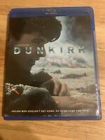 Dunkirk (Blu-ray/DVD, 2017, 3-Disc Set) Authentic US Release