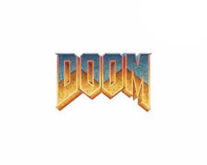 Game Doom Sticker Vinyl Decal 2-360