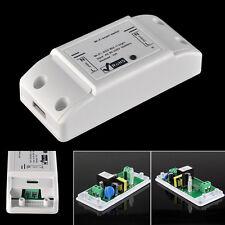 1*WiFi Wireless Smart Switch Module ABS Shell Socket for Home SH