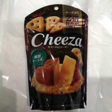 Glico Cheeza Somked Cheese taste 40g cheese cracker from Japan