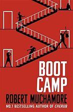 Boot Camp (rock Guerra) Nuevo Libro De Bolsillo Robert Muchamore