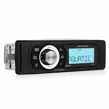 Aquatic AV Mp6 Impermeabile Ip65 Tuner con Bluetooth & DAB pronto Marino Radio