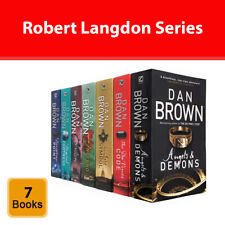 Inferno Dan Brown Collection 6 Books Set The Da Vinci Code Angels and Demons