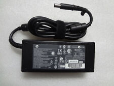 Genuine HP HDX HDX18 HDX18t smart 18.5V6.5A 120W Power Supply Charger+power Cord