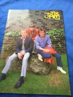 The JAM Japan tour book 1982 Paul Weller Bruce Foxton Rick Buckler
