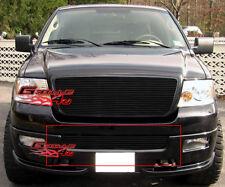 APS 2004-2005 Ford F-150 Bumper Black Billet Grille Insert
