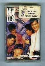 CASSETTE TAPE (NEW)NEW KIDS ON THE BLOCK STEP BY STEP