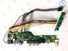 VST29 (HDMI+AV+VGA) LCD Controller Board Inverter Kit for N133BGE-L31 1366X768