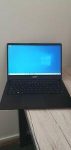 """Acer Swift 1 (SF114-32-P8FR). Fanless, 2 ssd, 1920x1080 (14""""), 1.3Kgs"""