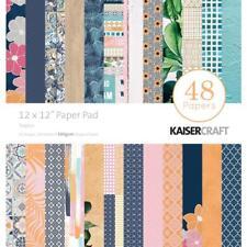 Kaisercraft Tropics Paper Pad 12x12 48 Pages - Nini's Things