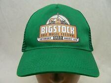 BIGSTOCK 2012 MUSIC FESTIVAL - ADJUSTABLE SNAPBACK BALL CAP HAT!