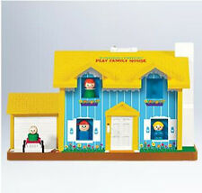 2011 Hallmark FISHER PRICE Ornament PLAY FAMILY HOUSE Little People Dollhouse
