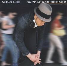 AMOS LEE - supply and demand CD