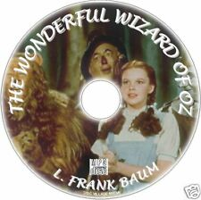 The Wonderful Wizard of Oz Audiobook Novel by L F Baum Mp3 CD