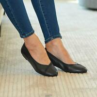 The All Day Arch Supporting Ballet Flats BLK SIZE 11