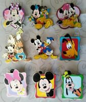 Fab Five Mickey Minnie Mouse Pluto and Friends Starter Set Choose a Disney Pin