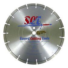 "SCT Premium Pro-Concrete Cutting Blade 12"" x 1""-20mm Arbor USA Made FREE SHIP!"