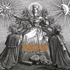 "Behemoth ""Evangelion"" CD black/death metal nuovo"