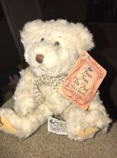 """Byron"" Russ Bear Plush Stuffed - Bears From The Past - Fully Jointed (KC)"