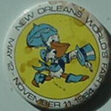 1984 NEW ORLEANS WORLD'S FAIR PIN