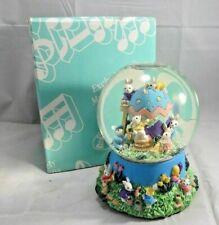 San Francisco Music Box Co Easter Snow Globe Easter Parade