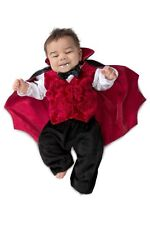 Lil Vlad The Vampire Deluxe Baby Halloween Costume Dracula Infant 3-6 months