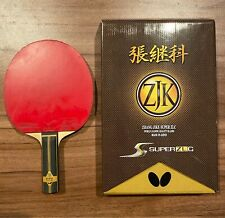 Butterfly Super ZLC Zhang Jike ST Carbon Ping Pong Paddle Table Tennis Blade