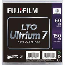 5 pack Fuji 16456574 LTO7 Data Cartridge 15TB Storage Capacity (NEW)