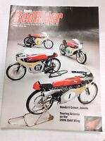 Honda Red Rider Magazine Honda's Crown Jewels January/February 2005 040617nonr