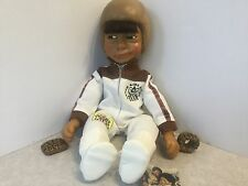 NABER KIDS PHIL RACE CAR DRIVER RARE SPECIAL EDITION #87 SIGNED COLLECTORS DOLLS