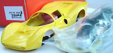 RACER - SLOT IT RCRRK3 KIT FERRARI 330 P4 NEW- YELLOW 1/32 PAINTED SLOT CAR KIT