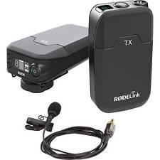 Rode Wireless Pro Audio Microphones