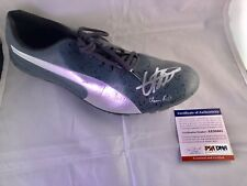 19181704ab9e Usain Bolt Signed Official Puma Bolt Cleat Shoe Fastest Man PSA DNA Cert
