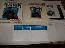 Sid Meier's Railroad Tycoon IBM PC/XT/AT/PS2, Tandy 5.25 Floppy disks 1990