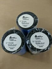 E17 3-Pack AVERY DENNISON MONARCH 909298 WAX 110mm x 450m BLACK Printer Ribbon
