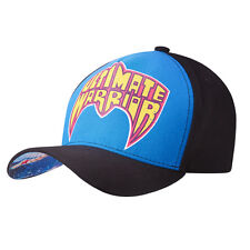 New WWF Ultimate Warrior Logo WWE Baseball Snapback Hat Cap