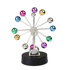 Newtons Cradle Steel Balance Balls Physics Desk DIY Decoration Accessory