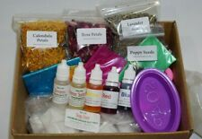 Soap Making Kit - Gift - Double Soap (Melt & Pour)