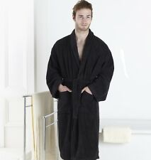 100% LUXURY EGYPTIAN COTTON TOWELLING BATH ROBE UNISEX DRESSING GOWN TERRY  TOWEL 1639941d2