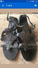 Ladies Evans wide fit Size 10 eee Sandal