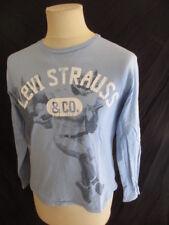 T-shirt Levi's Bleu Taille 14 ans à - 51%